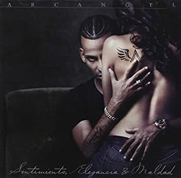 """Album """"SENTIMIENTO, ELEGANCIA Y MALDAD"""""""