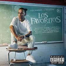 """Album """"LOS FAVORITOS"""""""
