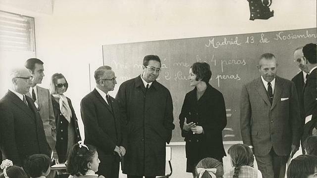 Reforma educativa en el periodo de Luis Echeverría.