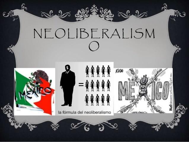Inicia la dirección llamada neoliberal.
