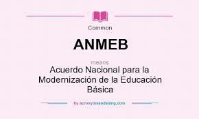 Se firma el Acuerdo Nacional para la Modernización de la Educación.