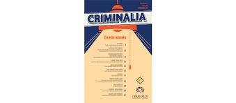 """Revista Criminalia"""