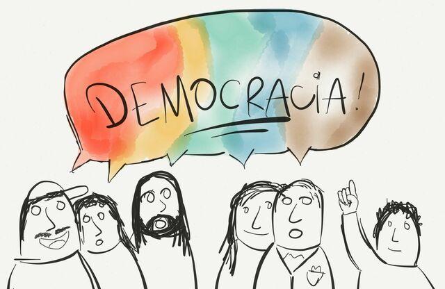 Resurge el pensamiento democrático