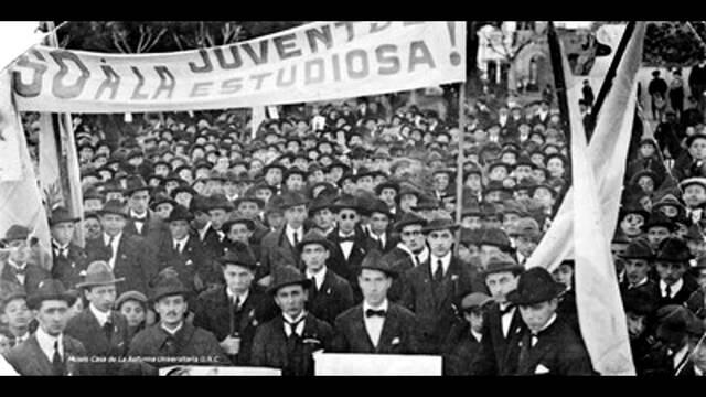 Movimiento de Córdoba, en Argentina.