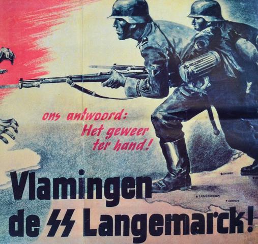 Attacco suicida delle SS-Langemarck