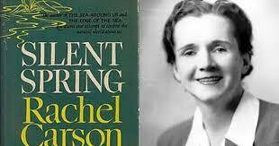 Publicación de Silent Spring por Rachel Carson