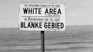 Ideología del Apartheid