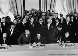 Tratado de limitación de pruebas nucleares