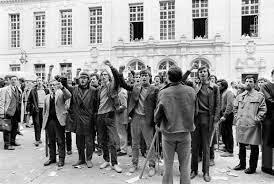 Protesta generalizada antisistema.