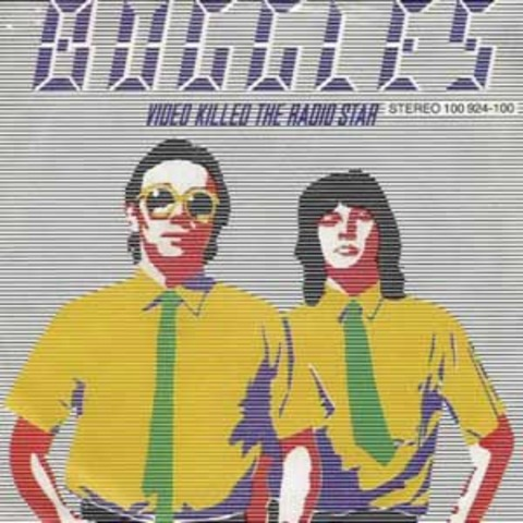 The Buggles- Video Killed The Radio Star