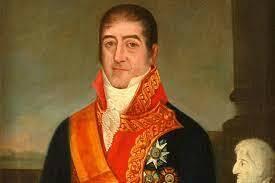 Virrey Juan Luis de Apocada.