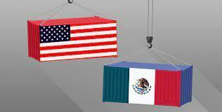 Desiguakda entre México y EUA.