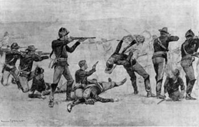 Wounded Knee Masacure