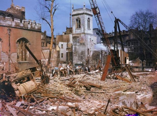 Bombardamento di Parigi Est