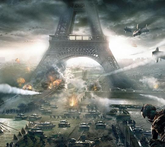 Inizio della Liberazione di Parigi