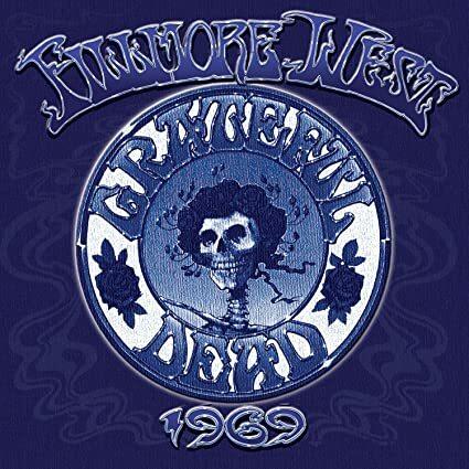 Grateful Dead at Fillmore West 1969 - Morning Dew