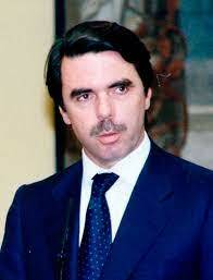 La eleccion de Aznar
