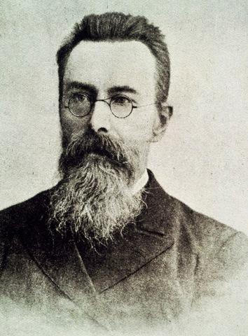 Korsakov (1844-1908)