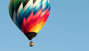 Montgolfier brothers invent the hot air balloon