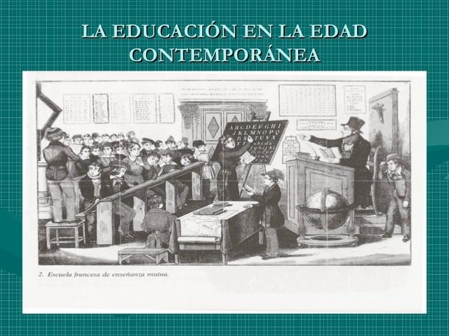 Edad Contemporánea (1789- Actualidad)