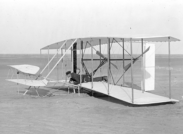 First Powered Flight