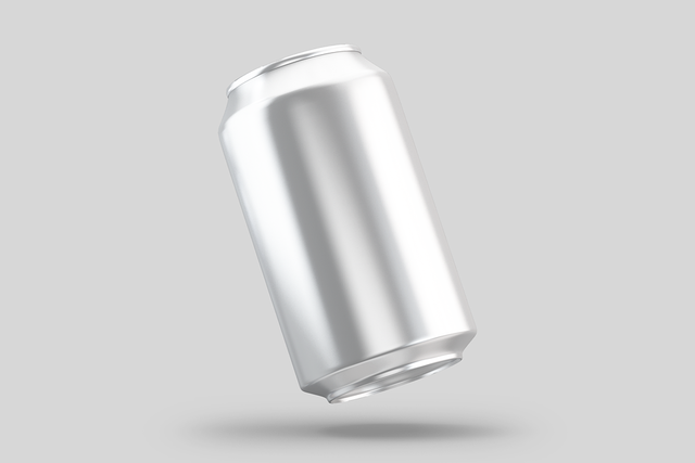 Aluminum cans are invented