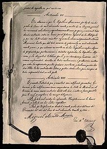 Tratado Santa María - Calatrava