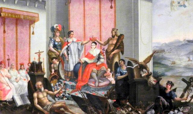 Proclamación de Agustín