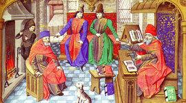 Cronología de la literatura medieval europea timeline