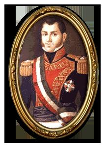 Primer presidente Guadalupe Victoria