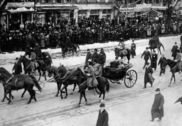 William Howard Taft Inauguration
