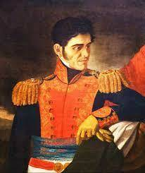 periodo del gobierno de Antonio López de Santa Anna