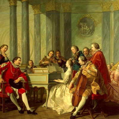 Early Baroque Time Period timeline