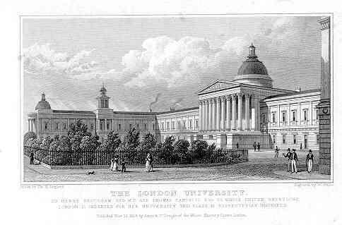 """Primer ciclo de conferencias """"University College of London"""""""