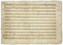 Mozart's first symphony