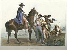 Criollos y hombres del norte