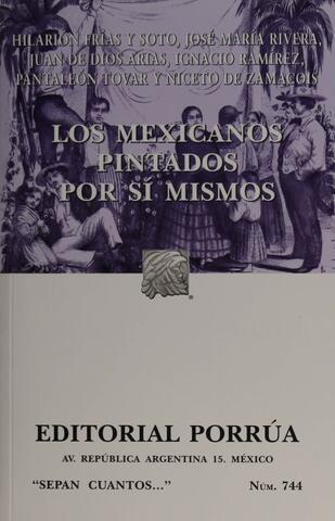 Los mexicanos pintados por sí mismos