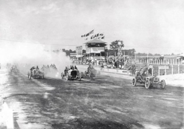 Indianapolis Motor Speedway Opens