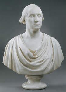 George Washington Sculpture
