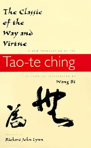 """*""""Tao Te King"""" de Wang Bi*"""