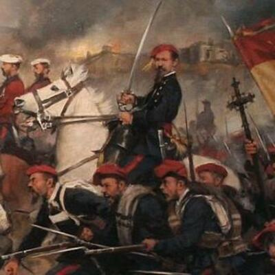 Espanya i Catalunya al S.XIX i XX timeline