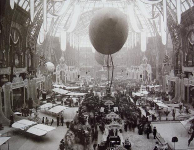 First Paris Air Show