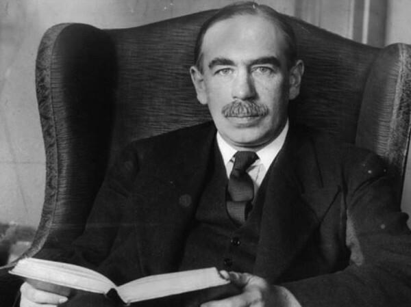 J.M Keynes