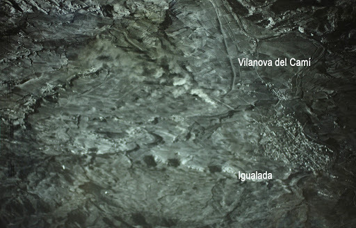 Bombes a Igualada