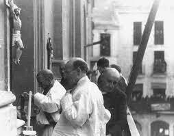 Entrada dels italians a Igualada