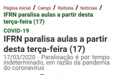 Pandemia...