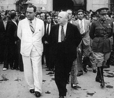 Trasllat del govern de la República a Barcelona
