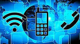 EVOLUCIÓ DE LES TELECOMUNICACIONS timeline