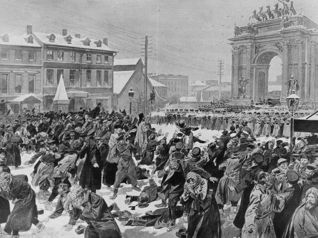 1905 Revolution and October Manifesto
