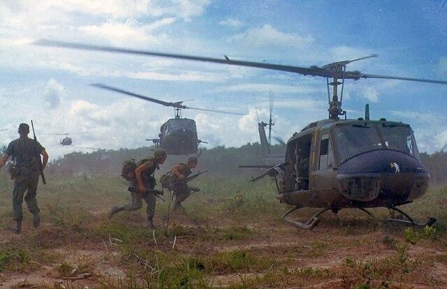 USA trekker seg ut fra Vietnam